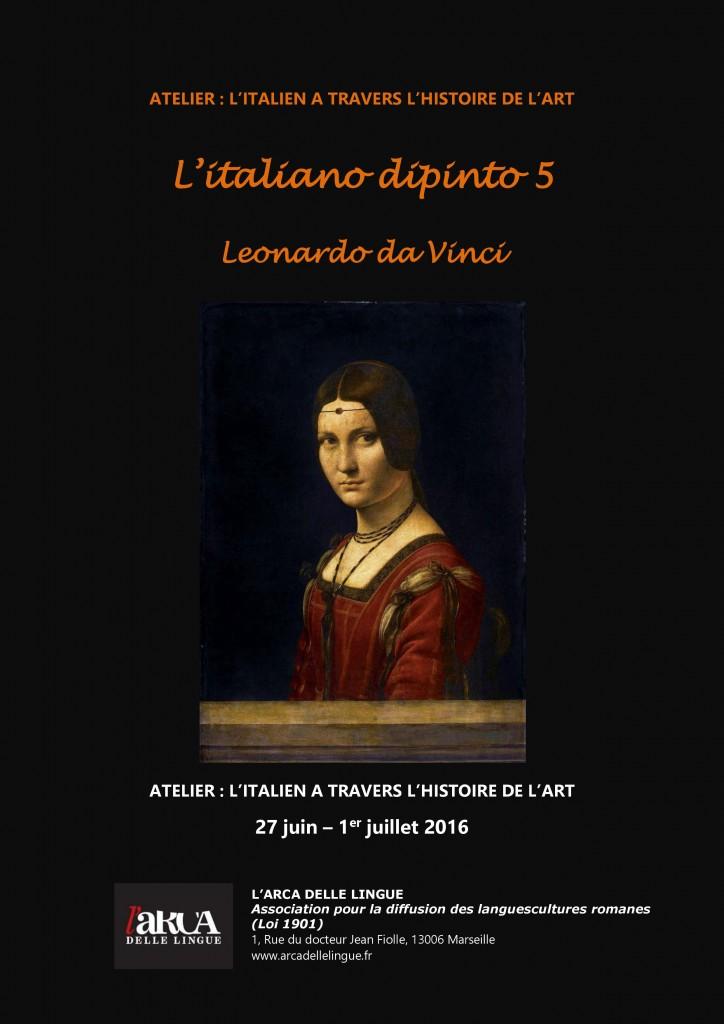 italiano dipinto V-1