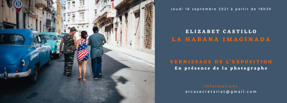 La Habana imaginada / Elizabet Castillo